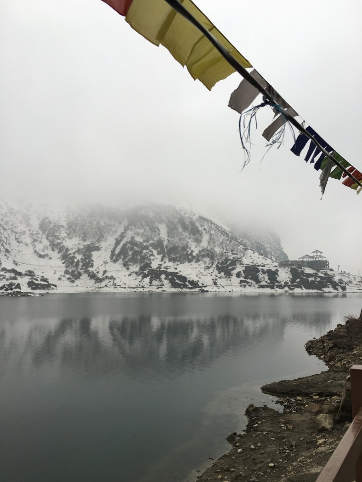 Tsmongo lake, Gangtok