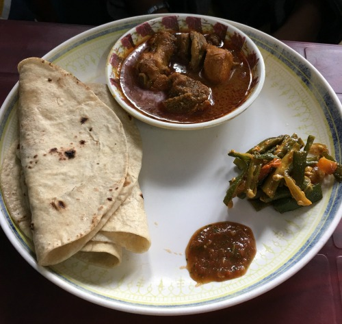 chapathi-bhindi-masala