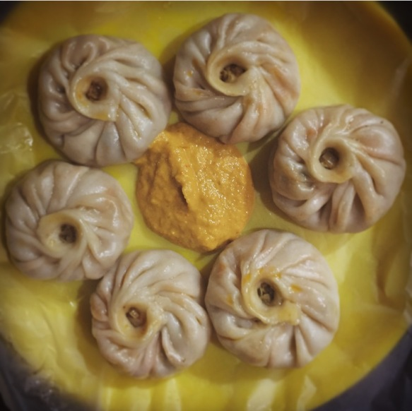 vegetable momos 2