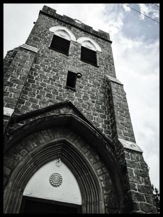 Kodaikkanal church