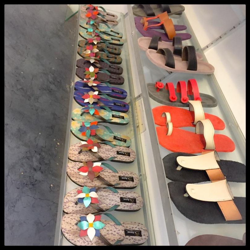 handmade footwear in Pondicherry