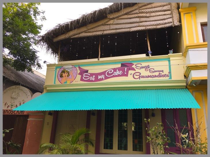Cake shop in Pondicherry