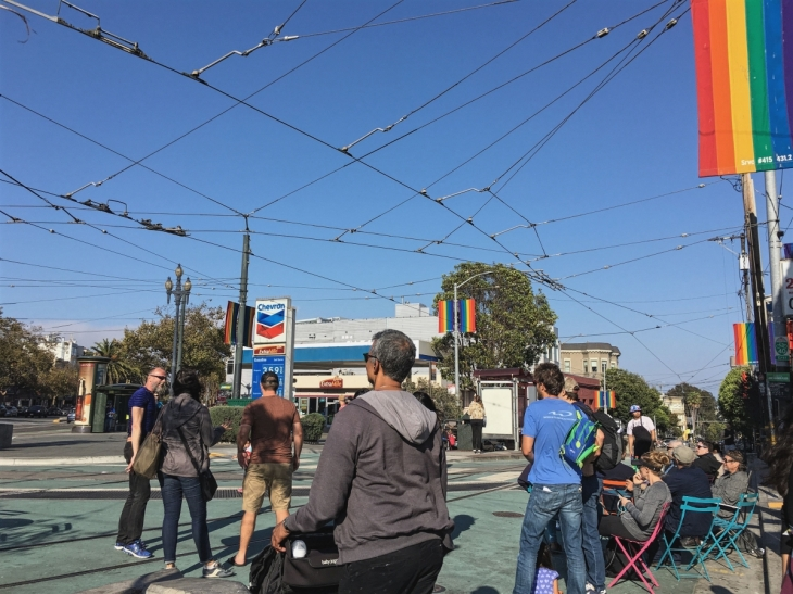 Dancers in Castro