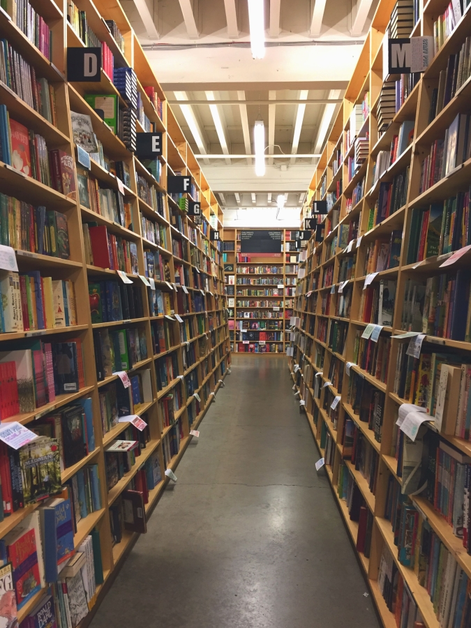 Powell's Book Store 1