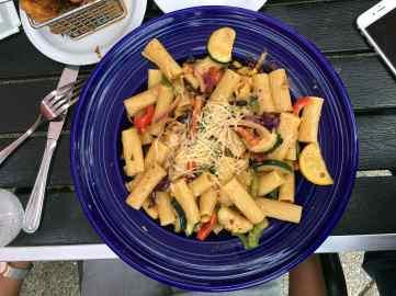 American Hangout pasta