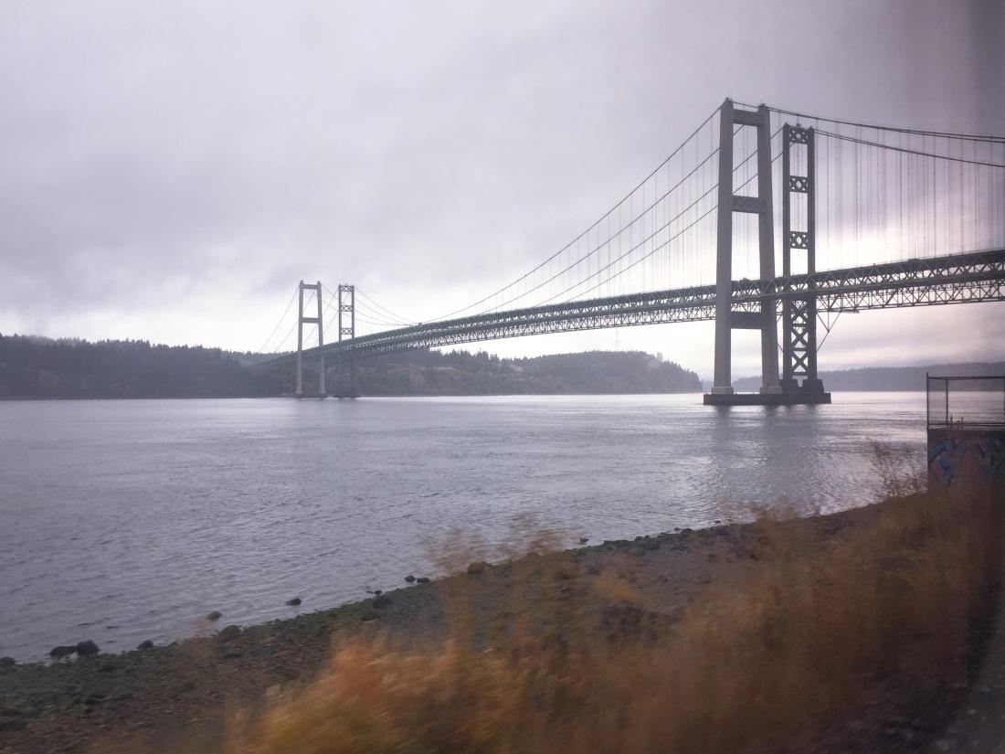 Narrows Bridge Memorial Park, Tacoma, WA