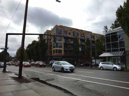 Streets of Portland
