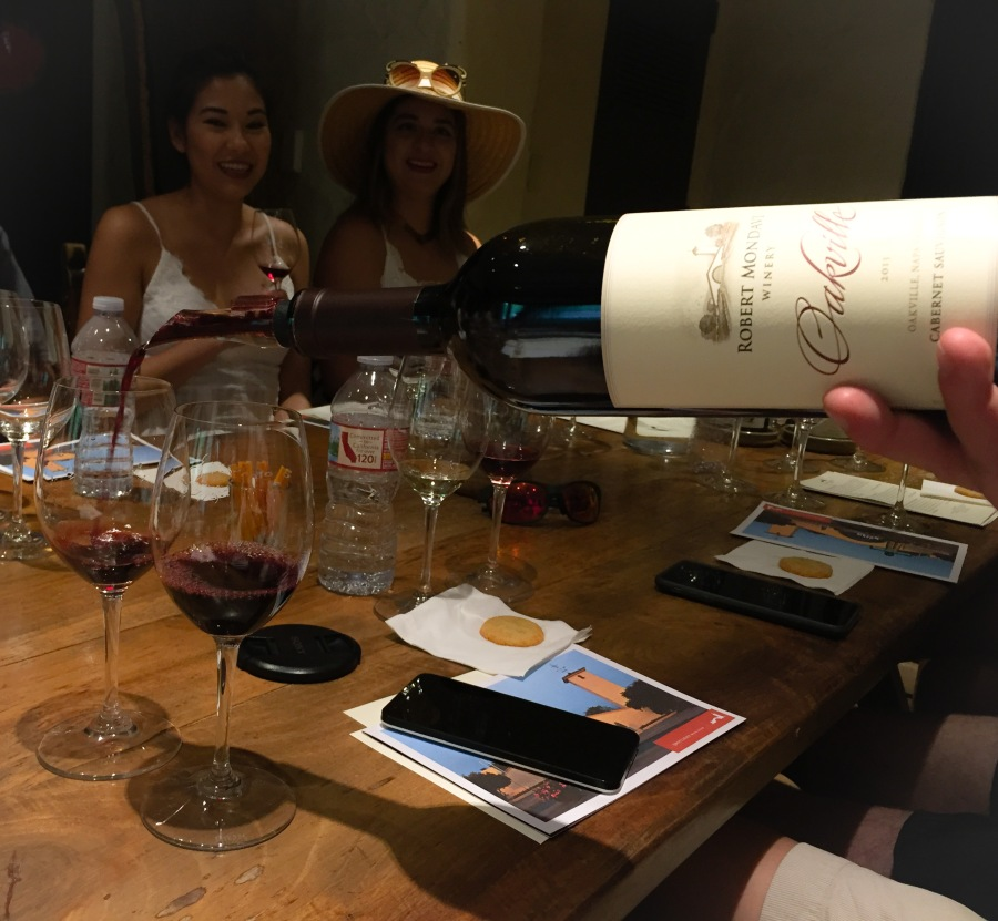 Wine - Robert Mondavi