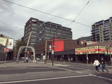 Powell's Bookstore, Portland