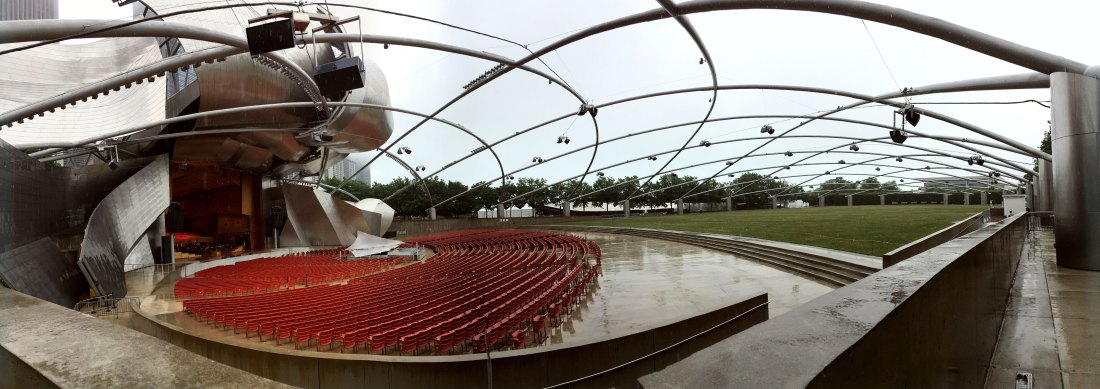 Jay-Pritzker-Pavilion