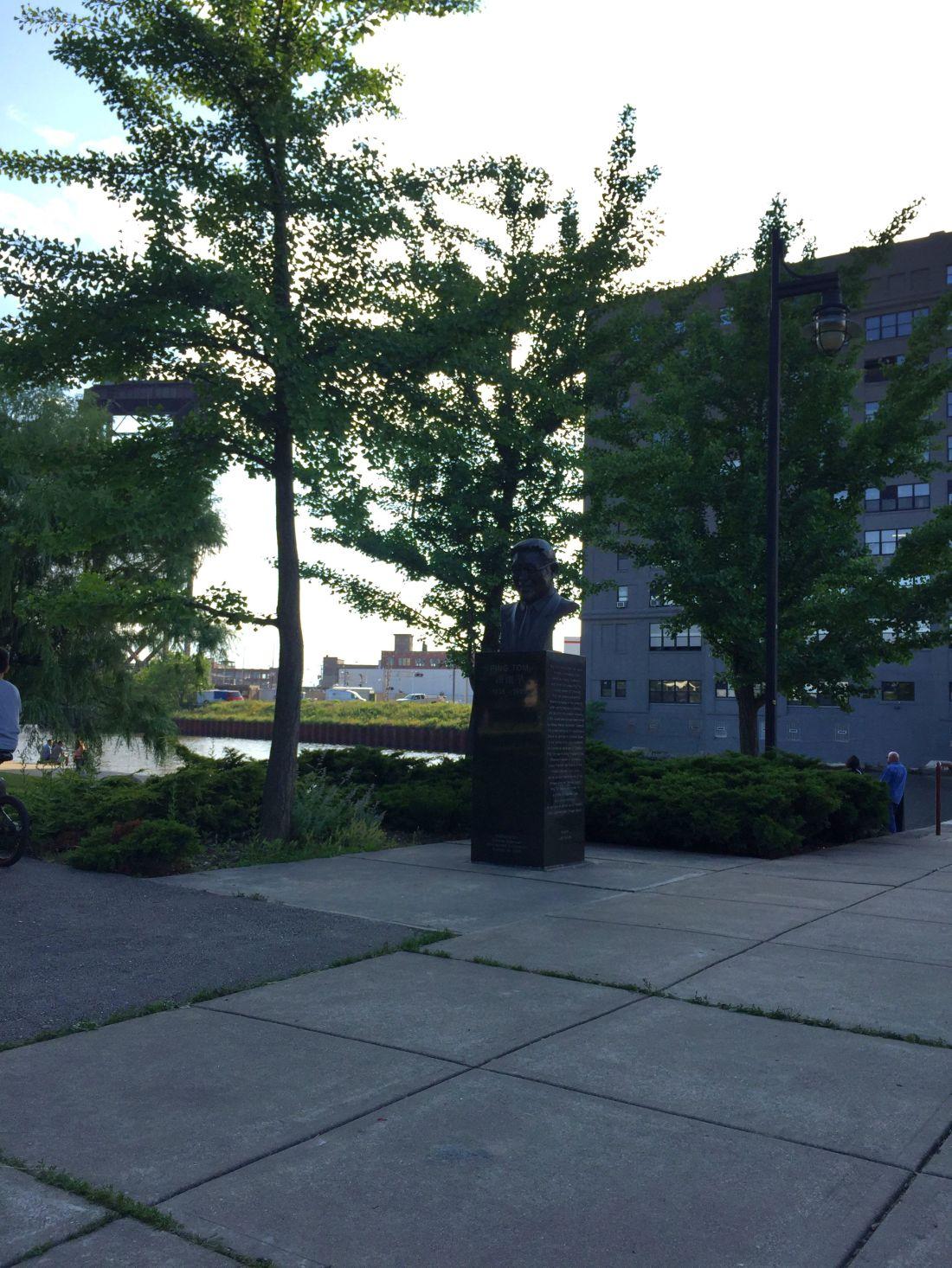 Ping Tom Memorial Park, Chicago - 2