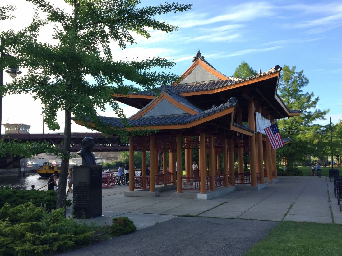 Ping Tom Memorial Park, Chicago - 1