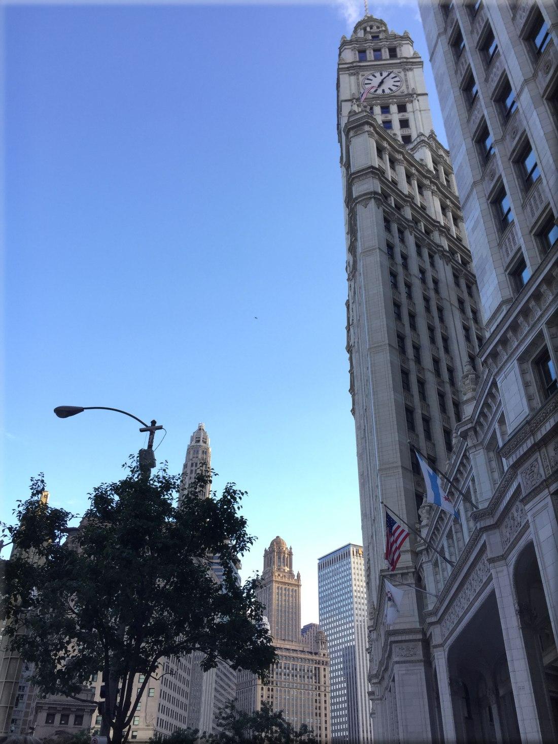 Mag Mile, Chicago 5