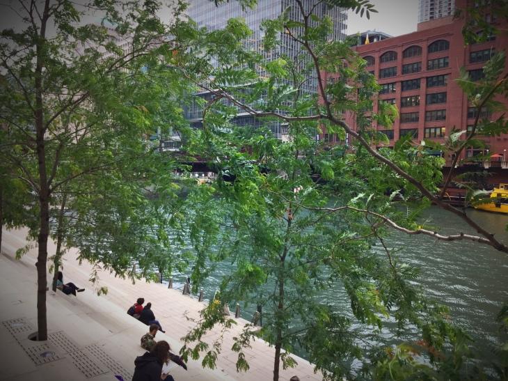 Chicago Riverwalk