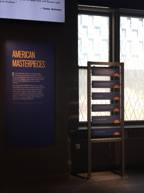 American Writers Museum-Chicago 7