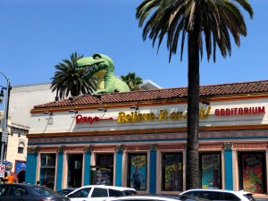 Ripley's Believe it or Not Auditorium - Hollywood