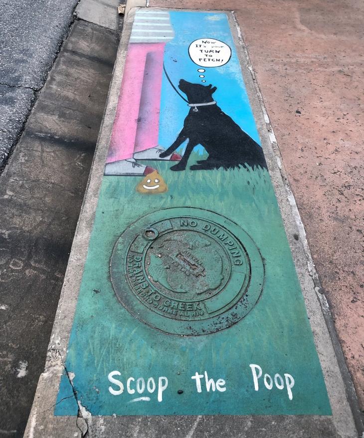 Street art in Austin