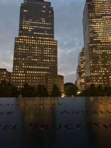 9/11 Memorial, New York City