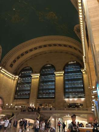 Grand Central Terminal building