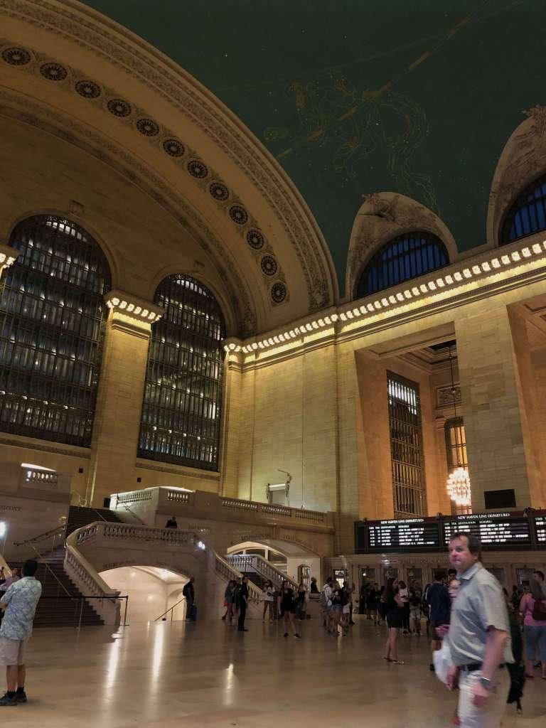 Grand Central Terminal main concourse