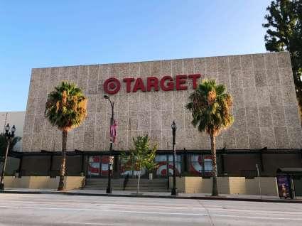 Target store in Pasadena