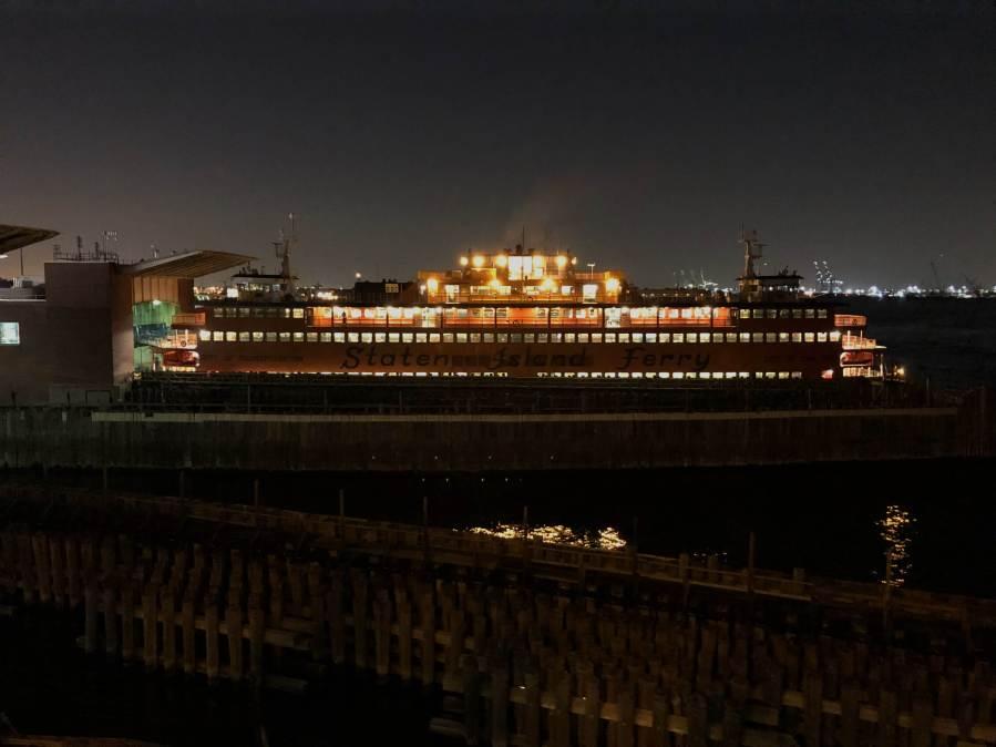 Staten Island Ferry, New York