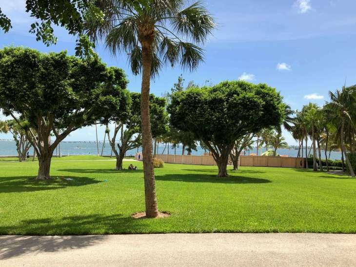 Brickell Park, Miami