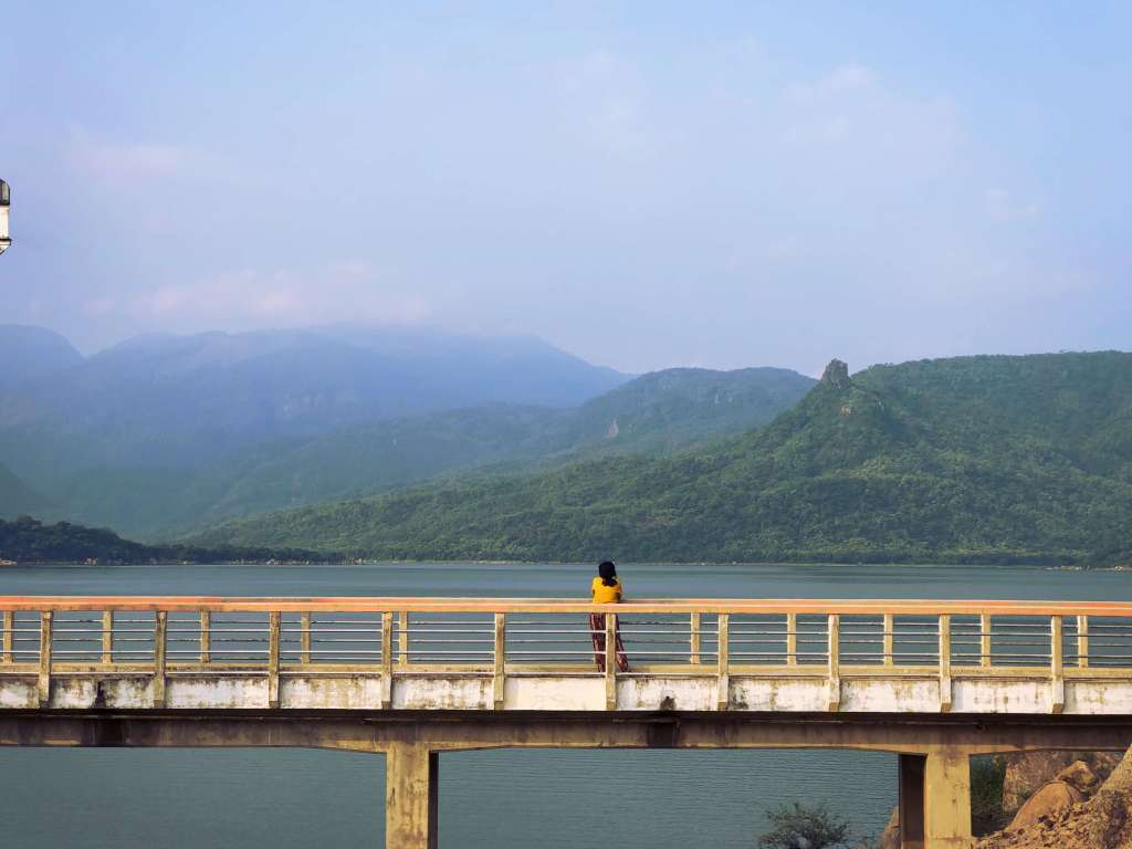 Manimutharu dam, South India