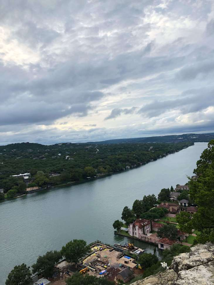 Covert Park at Mount Bonnell in Austin, Texas