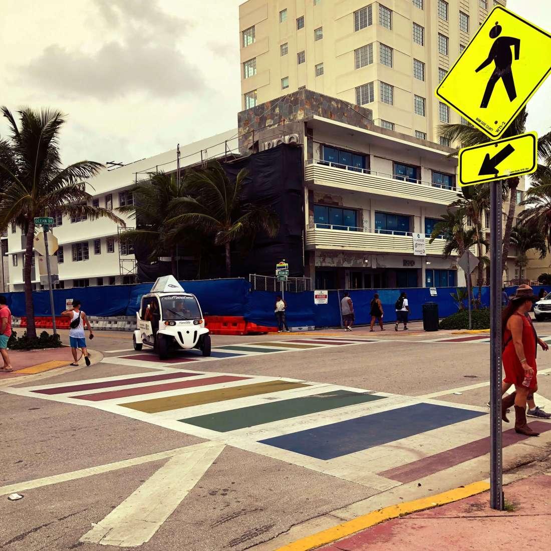 Ocean Drive, South Beach, Miami