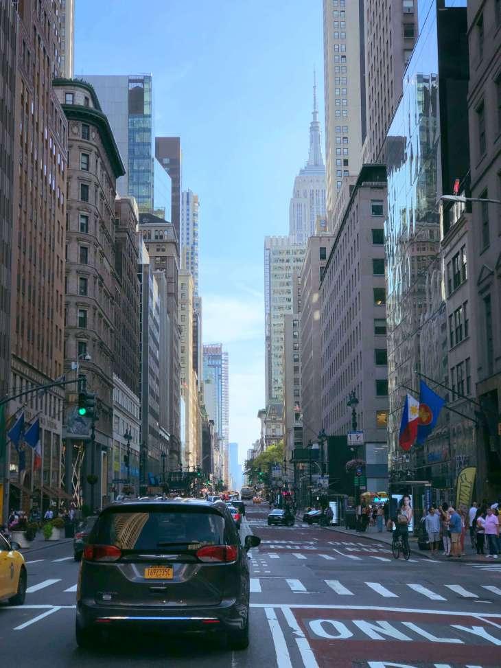 Streets of New York City