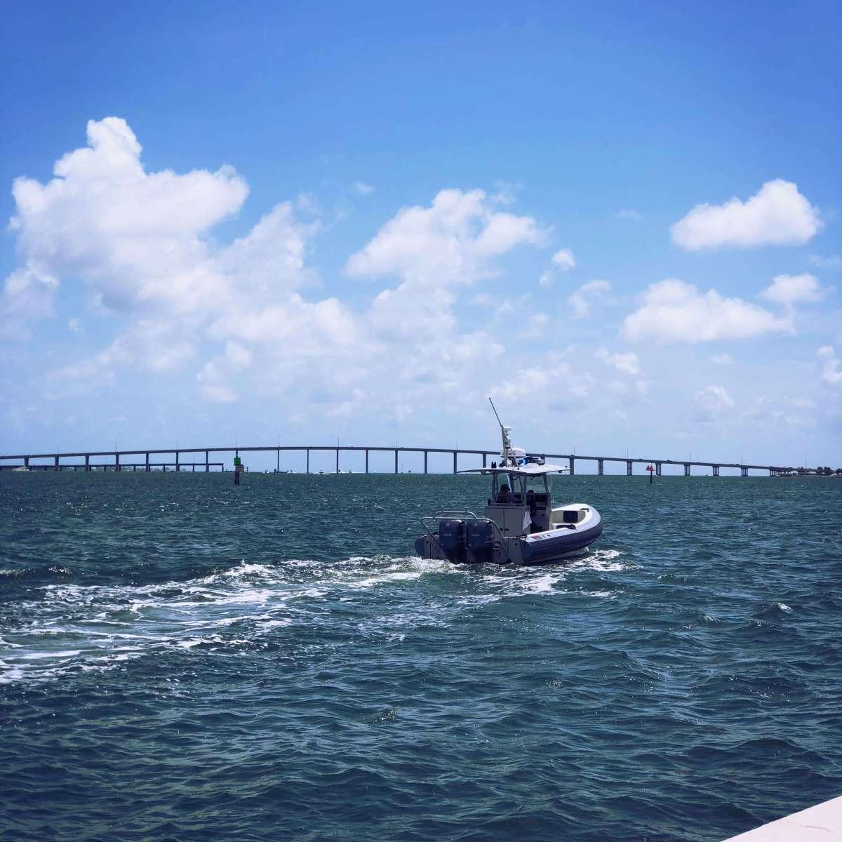 Boats in Miami