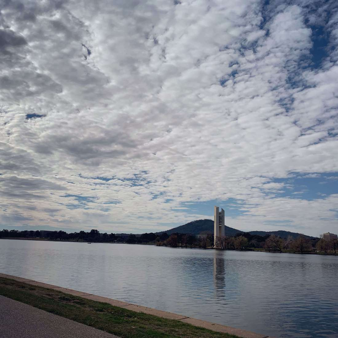 Carillon by the lake Burley Griffin, Canberra