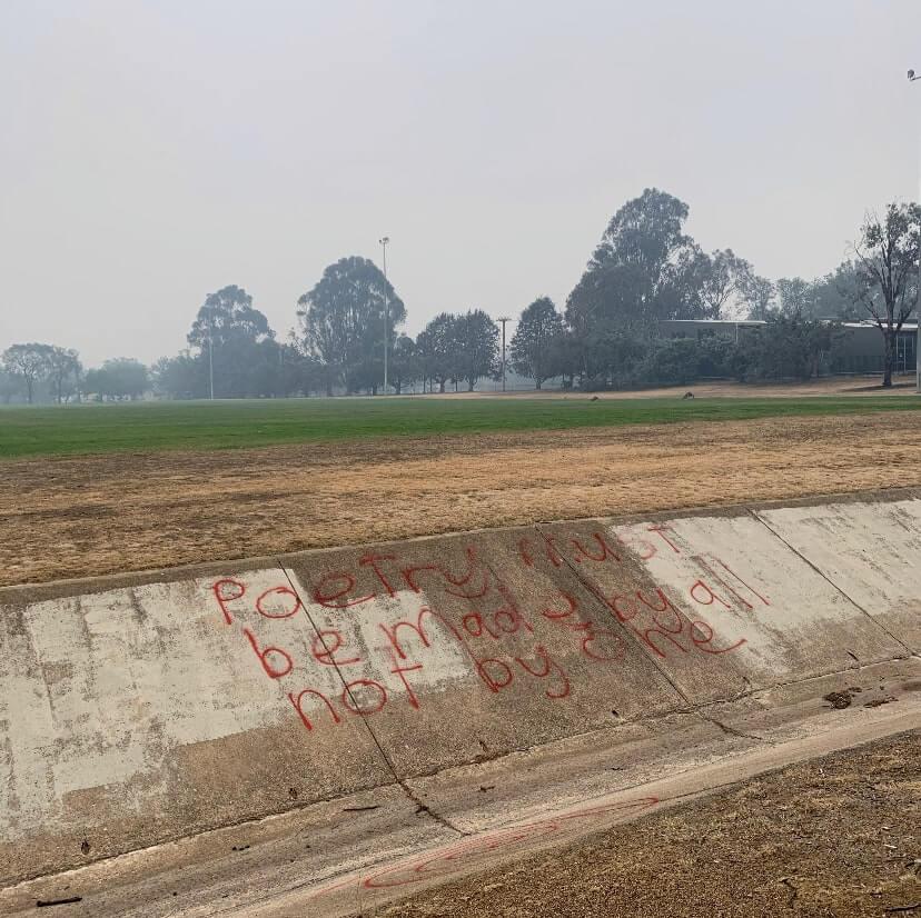 Graffiti in Canberra
