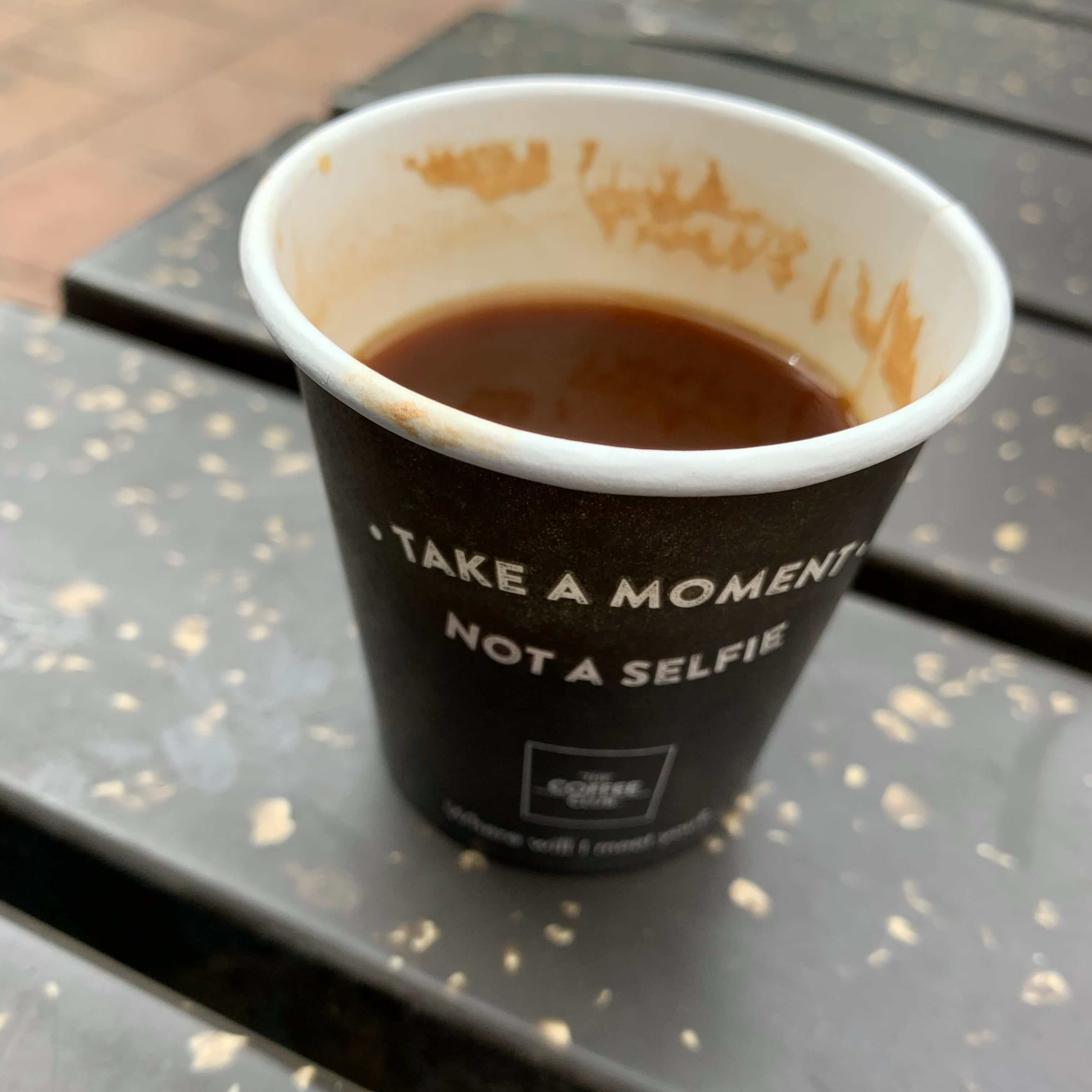 Greek coffee at the National Multicultural Festival